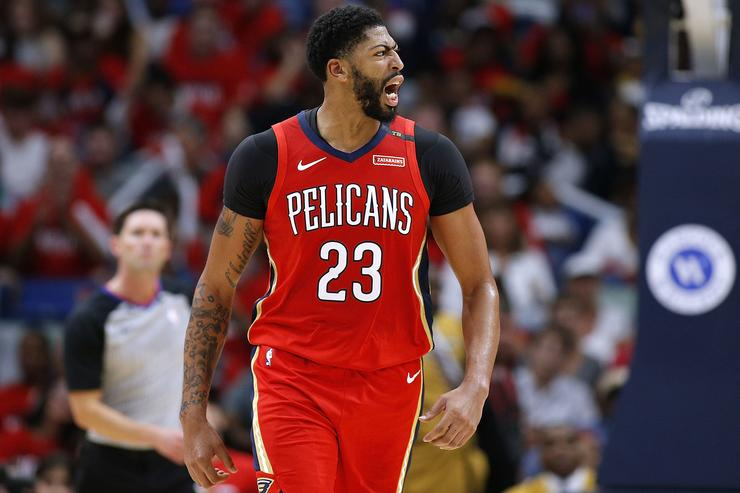 "Anthony Davis Reacts To Pelican Fans Booing Him: ""That Was Definitely Awkward"""