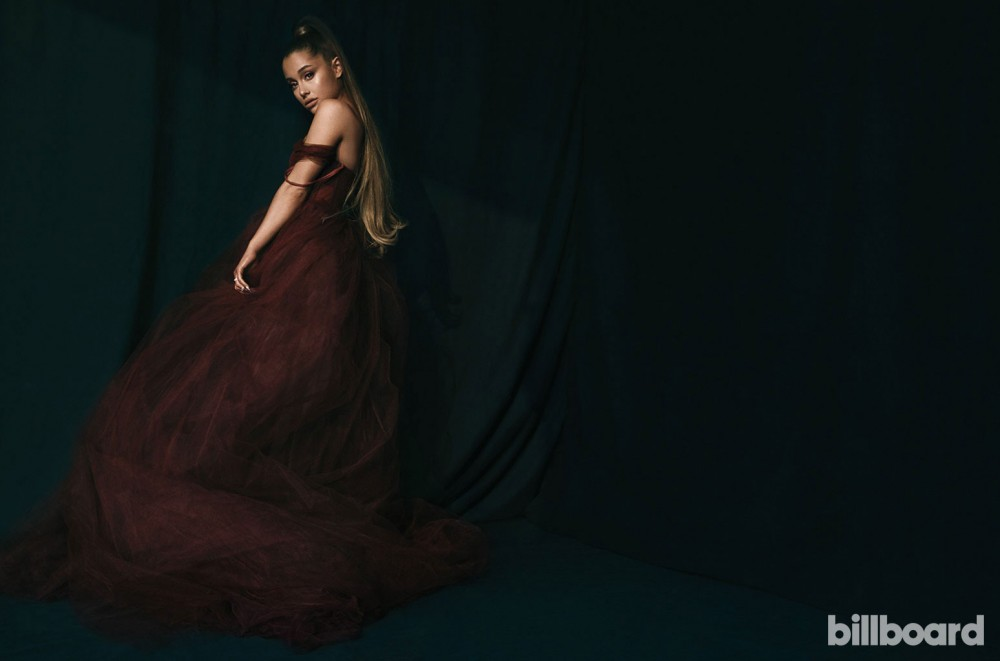 Ariana Grande's Entire 'Thank U, Next' Album Lands in Top Half of Streaming Songs Chart