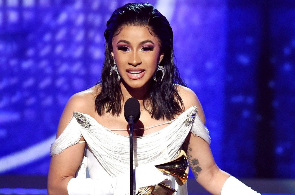 Cardi B Defends Grammy Win Following Backlash: 'I F—ing Worked My Ass Off'