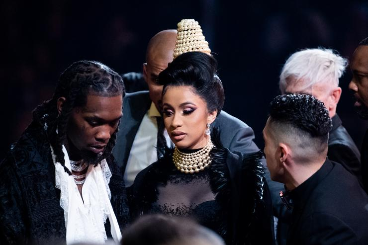Cardi B Disables Her Instagram Account After A Series Of Emotional Posts
