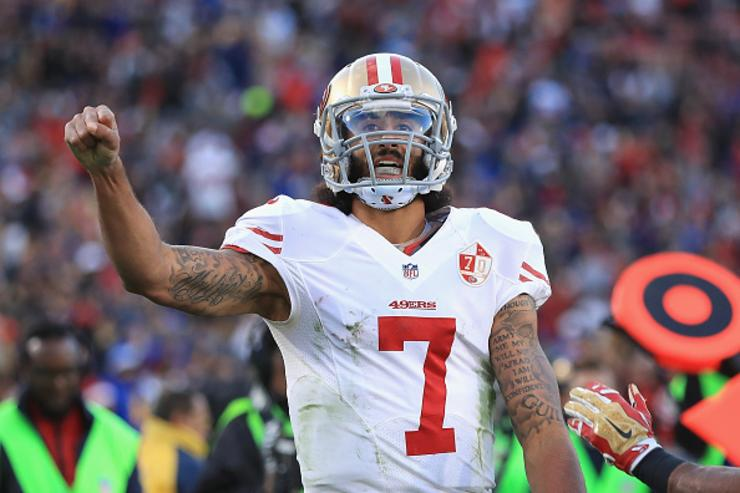 Colin Kaepernick Wanted More Than $20M To Play In AAF: Report