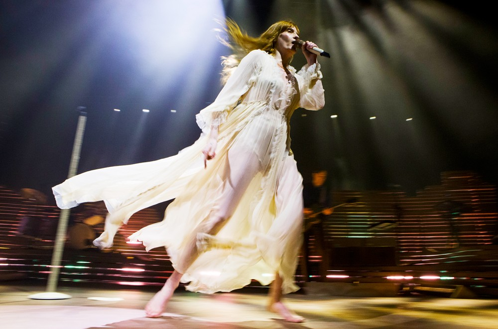 Florence + The Machine Announces 2019 North American Tour Dates