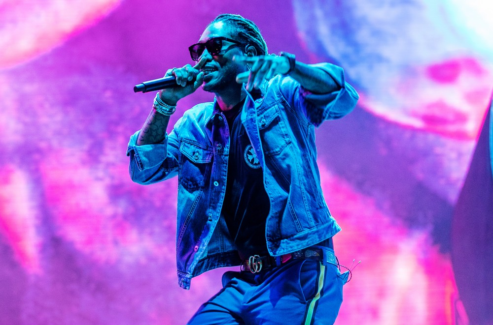 Future Passes Drake For Most No. 1s On Top R&B/Hip-Hop Albums Chart This Decade