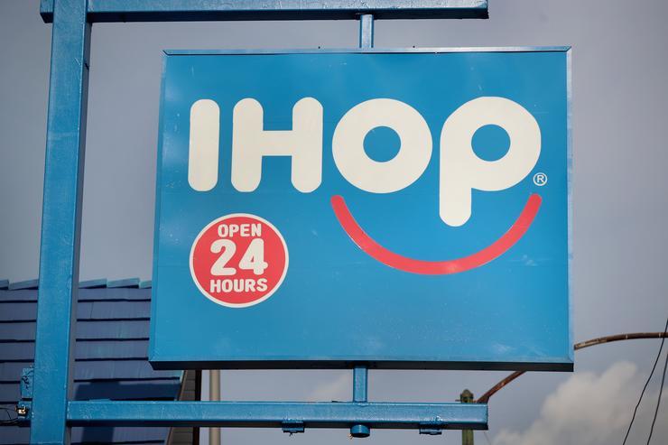 IHOP's