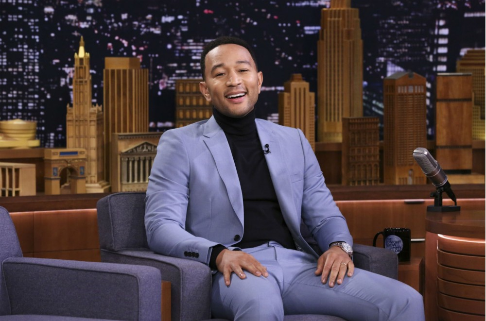 John Legend Tells Jimmy Fallon He Was 'Hazed' By His Fellow Judges on 'The Voice': Watch
