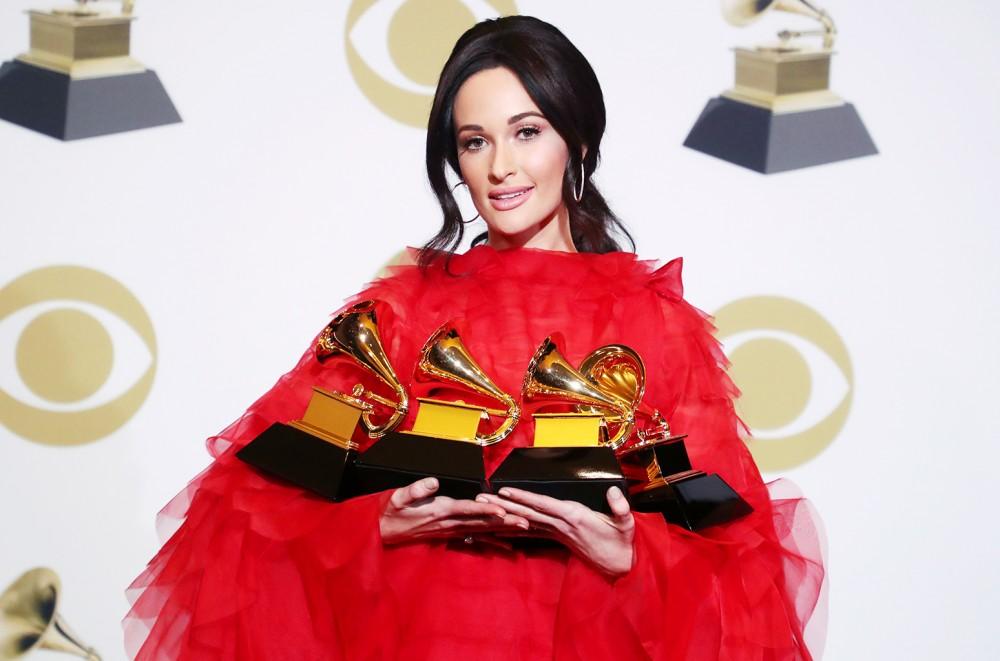Kacey Musgraves, Lady Gaga, Brandi Carlile & More Earn Grammy-Fueled Gains on Billboard 200