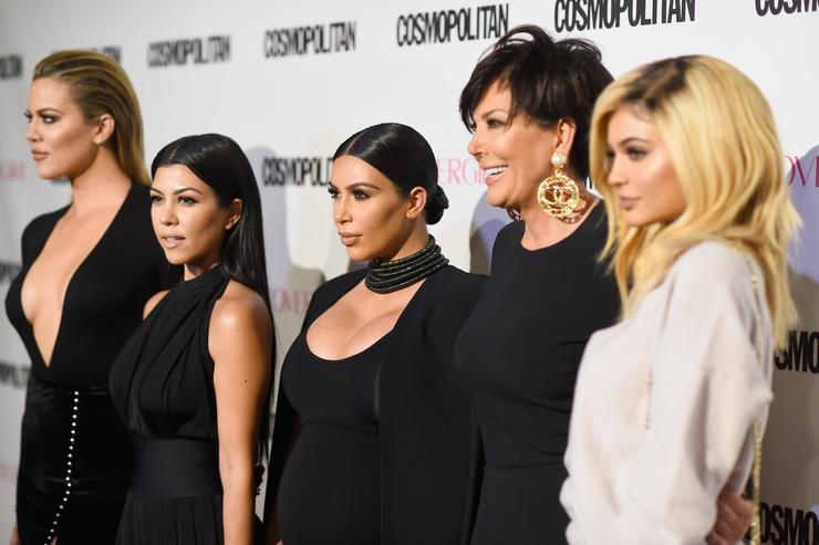 Kardashian Sisters Reportedly Trademark Their Kids' Names