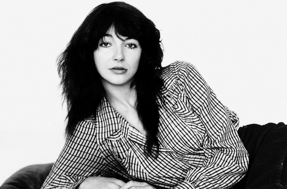 Kate Bush to Release Four-Disc 'The Other Sides' Collection