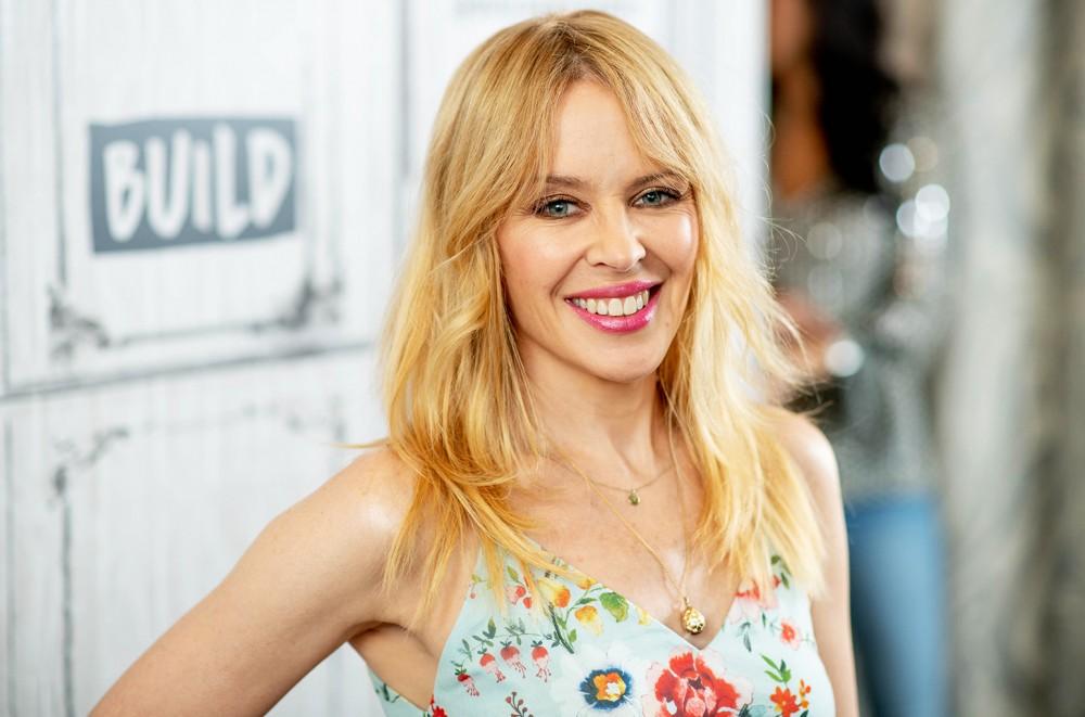 Kylie Minogue Set to Headline Barcelona's Cruilla Festival
