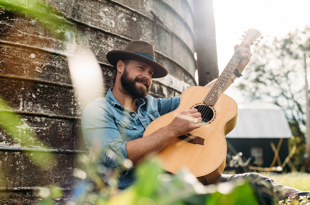 Lewis Brice Celebrates Family in New 'Blessed'  Premiere