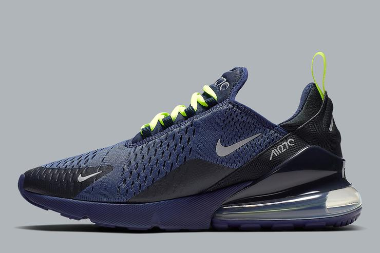 nike air max 270 seattle seahawks