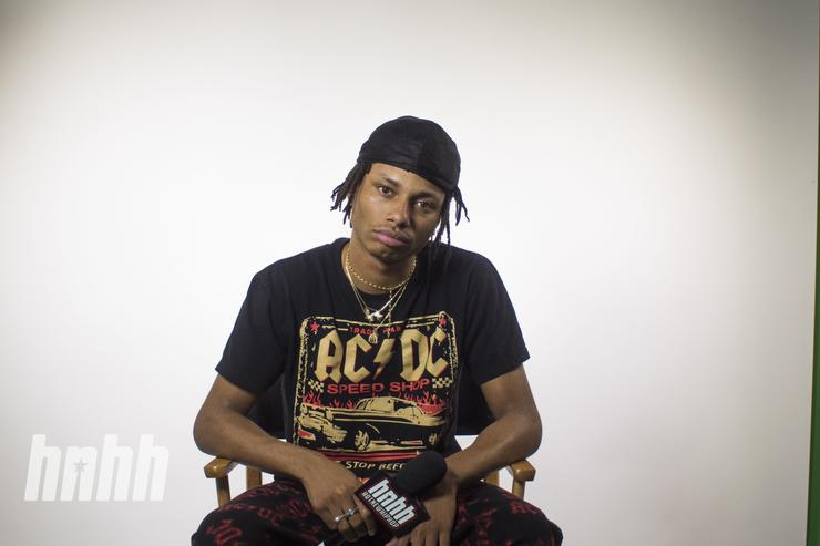 """Night Lovell Taps Lil West & Wifisfuneral For """"Goodnight Lovell"""""""