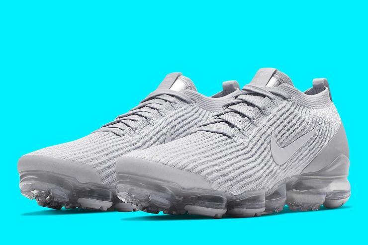 "Nike VaporMax three.zero ""Pure Platinum"" Release Details"