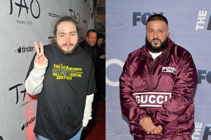 """Post Malone & His """"Dad"""" DJ Khaled Link Up For """"Father Of Asahd"""" Anthem"""