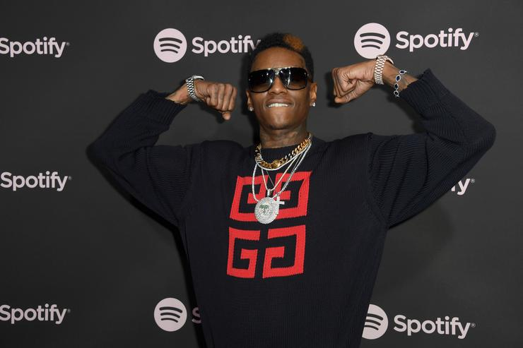 """Soulja Boy On Blac Chyna Breakup: """"Wanted To See What The P***y Felt Like"""""""