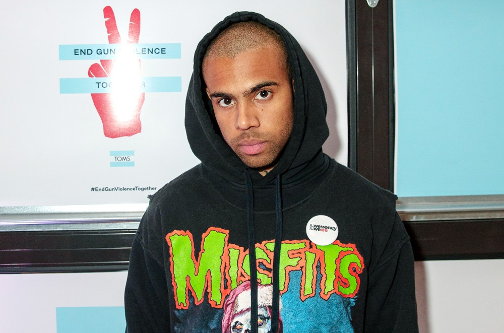 Vic Mensa Hits D.C. to Protest Gun Violence As He Readies Inaugural Chicago Event