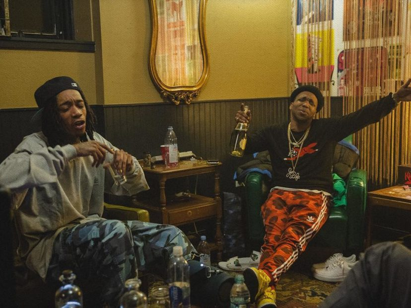 #hitmusic: Wiz Khalifa & Curren$y, Nipsey Hussle & Offset Top This Week's Spotify Playlist