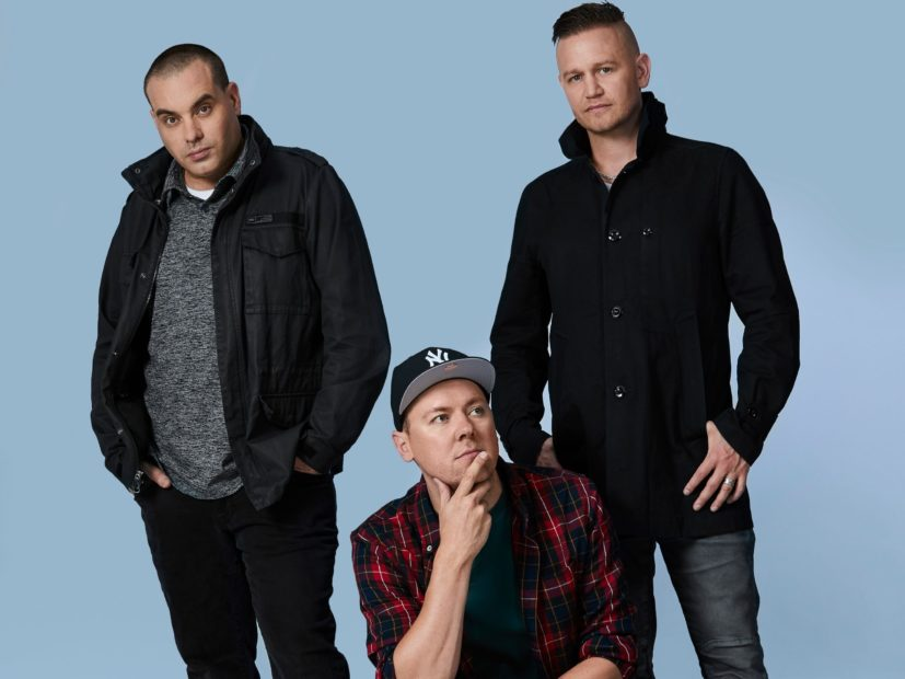 """#hitmusicXCLUSIVE: Hilltop Hoods Return With """"The Great Expanse"""" Album"""