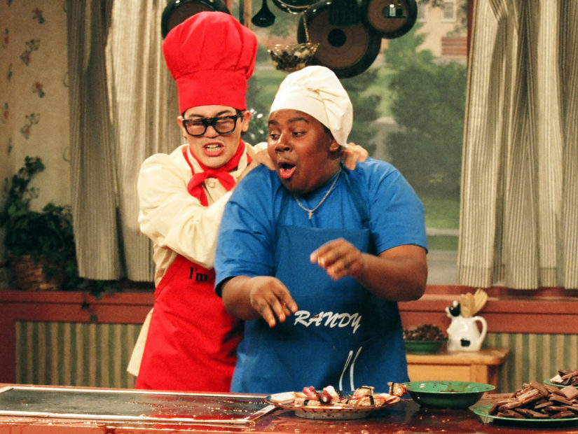 """Nickelodeon & Keenan Thompson To Revive """"All That"""""""