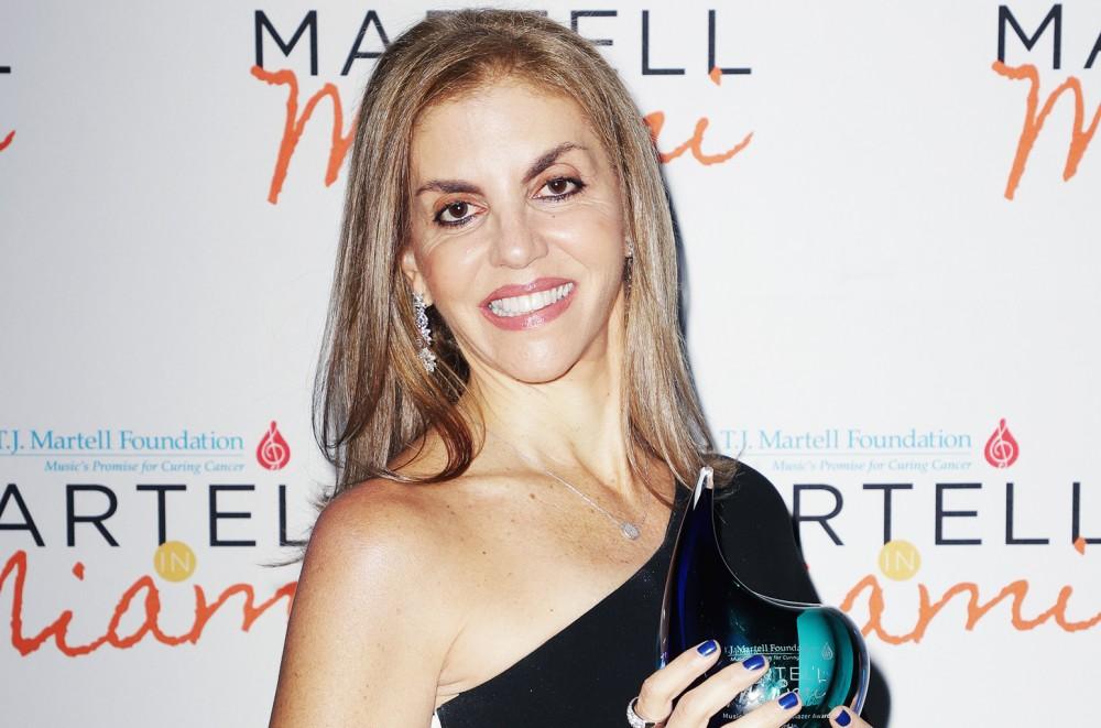 TJ Martell Foundation Honors Billboard's Leila Cobo & Warner's Iñigo Zabala at Miami Dinner