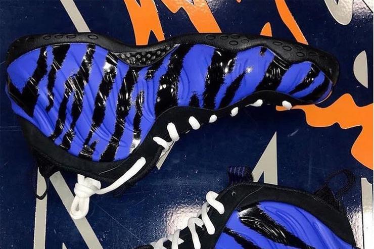 "Nike Air Foamposite One ""Memphis Tigers"
