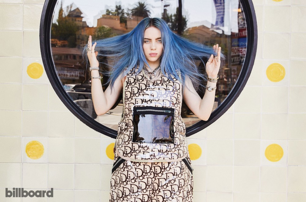 Billie Eilish, Stray Kids Return to Social 50 Chart's Top 10