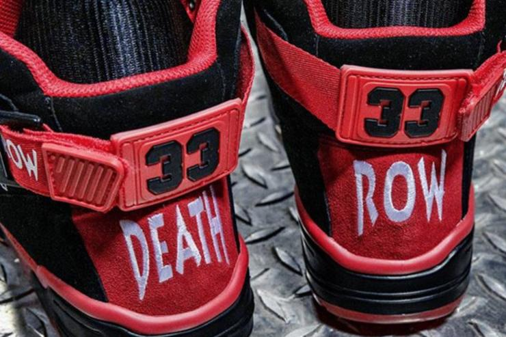 buy online 382ef d7ad8 Death Row Records x Ewing 33 Hi Coming Soon  New Images