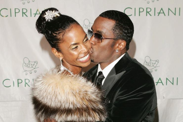 Diddy Reflects On Kim Porter's Passing During Mournful Sunday Repose