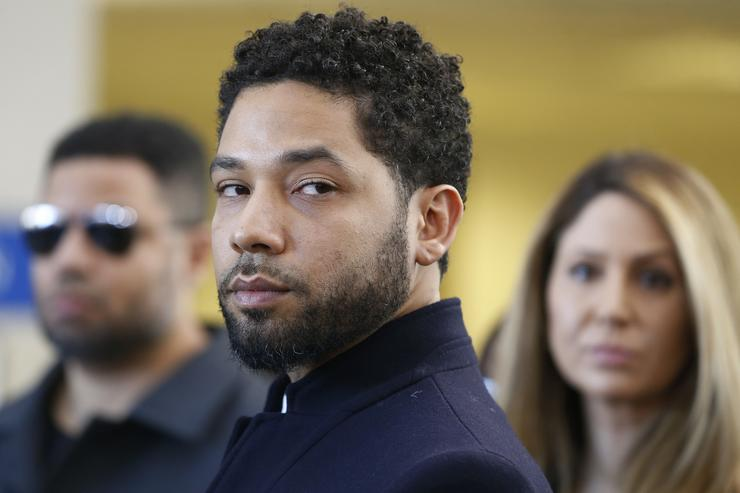Jussie Smollett: Police Put Osundairo Brothers In Hotel During Investigation