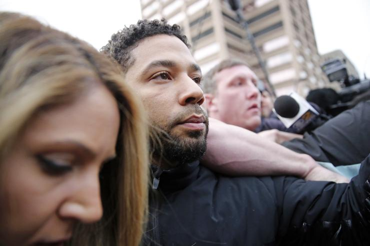 Jussie Smollett Saga: Private Texts Reveal Why State's Attorney Recused Herself From Case