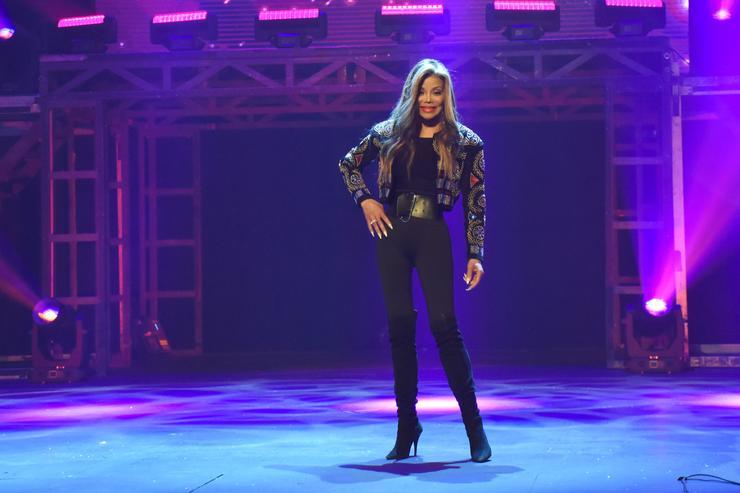 "La Toya Jackson Attends Michael Jackson Tribute During ""Leaving Neverland"" Scandal"