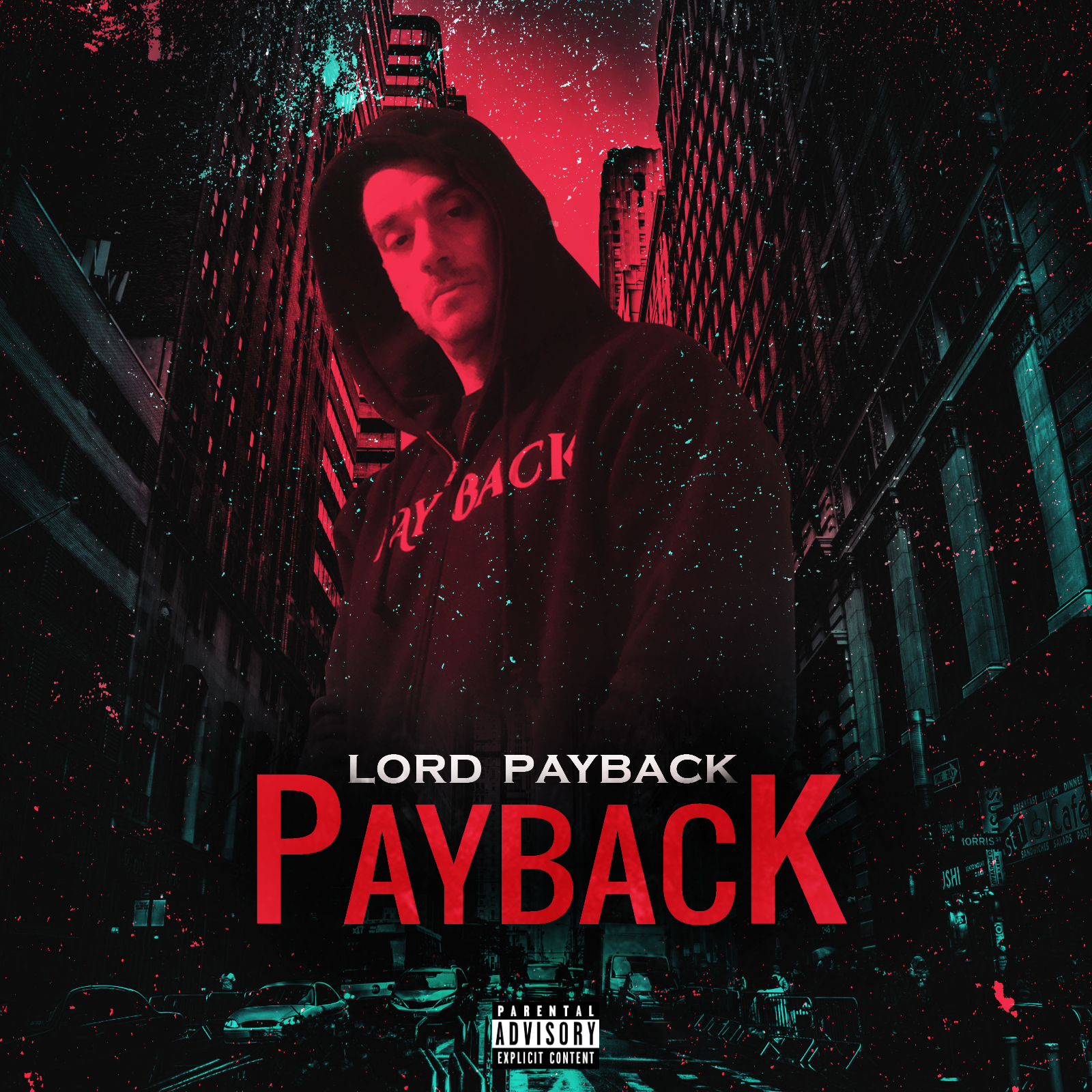 "Lord Payback – ""Payback"" – ""Here I Come"" – ""Get Sexy For Me"""