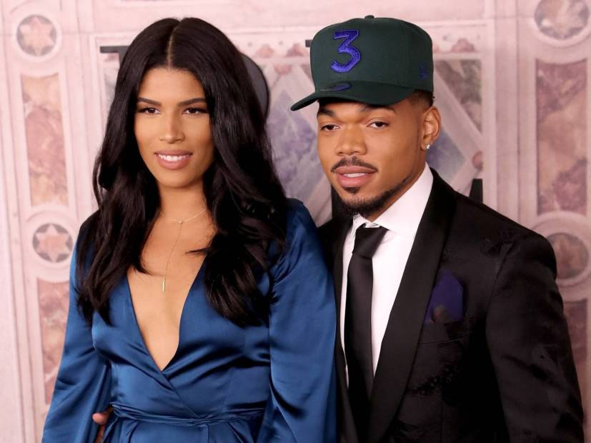 Newlyweds Chance The Rapper & Kirsten Corley Expecting 2nd Child