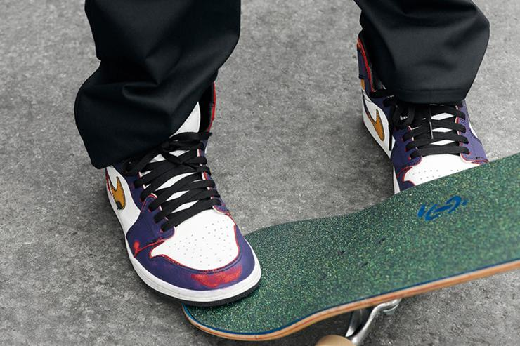 Nike Introduces Full Air Jordan 1 x Nike SB Collection: Release Info
