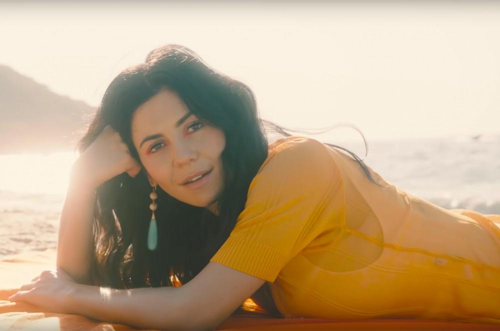 Watch Marina Burst With Summer Sunshine in Radiant 'Orange Trees' Video