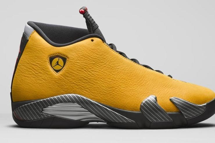 "Air Jordan XIV ""Ferrari"" Releasing This Summer"