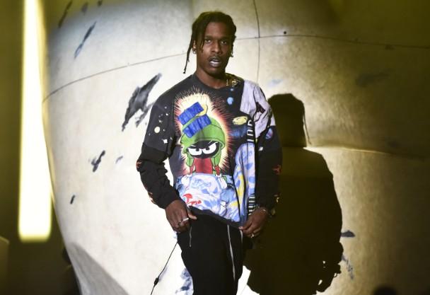 "A$AP Rocky – ""Sundress"" (Feat. Tame Impala) Video"