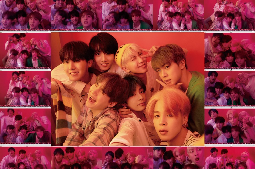 BTS & BLACKPINK Are the Only K-Pop Acts on World Digital Song Sales