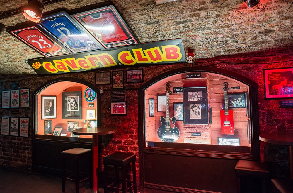 BritWeek Kicks Off With 'The Cavern Club: The Beat Goes On' Documentary