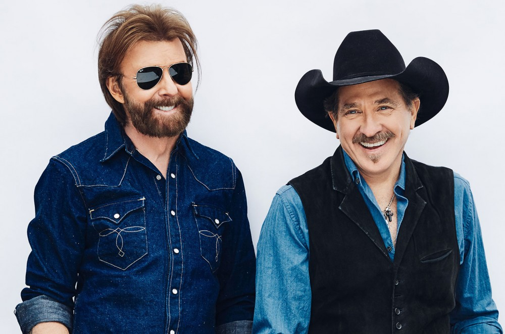 Brooks & Dunn Earn First No. 1 on Top Country Albums Chart in Nearly a Decade With 'Reboot'