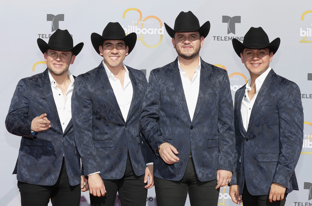 Calibre-50s-Por-Que-Cambiaste-De-Opinion-Hits-No.-1-On-Regional-Mexican-Songs-Chart