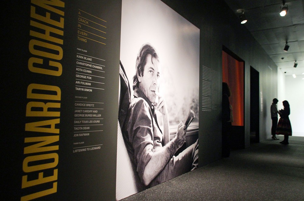 Co-Curator-of-New-Leonard-Cohen-Exhibit-Explains-Its-Novel-Approach-to-a-Legends-Mind