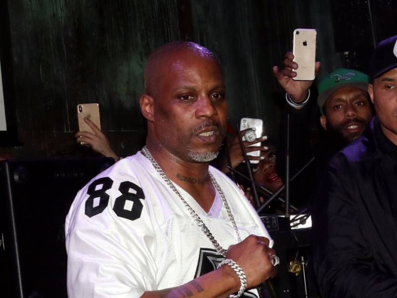 """DMX Lands Detective Role In """"Chronicle Of A Serial Killer"""" Film"""