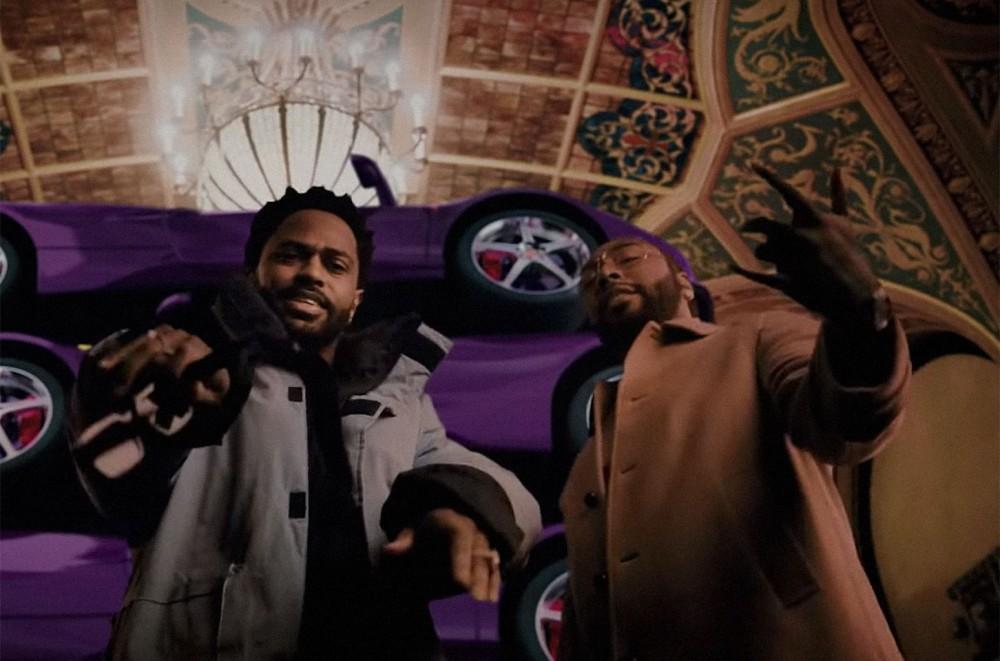 Icewear Vezzo & Big Sean Find 'Balance' in New  Watch
