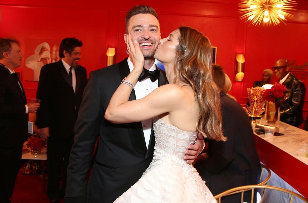 Jessica Biel Films Emotional Video for Justin Timberlake: 'I'm Your No. 1 Fan'