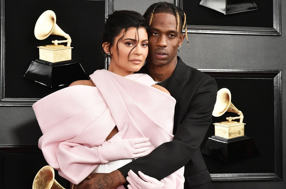 Kylie Jenner Previews Unreleased Travis Scott Song in New 'Kybrow' Cosmetics Ad