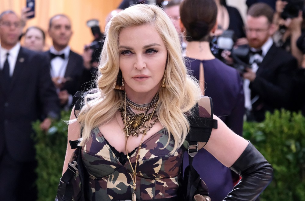 Madonna-Introduces-Mysterious-Madame-X-With-Social-Media-Teaser