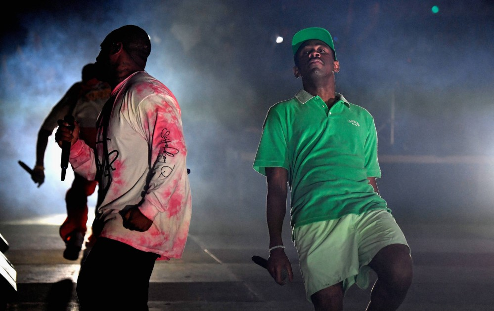 """ScHoolboy Q Laughs At A$AP Rocky & Tyler, The Creator For """"Telephone Calls"""""""