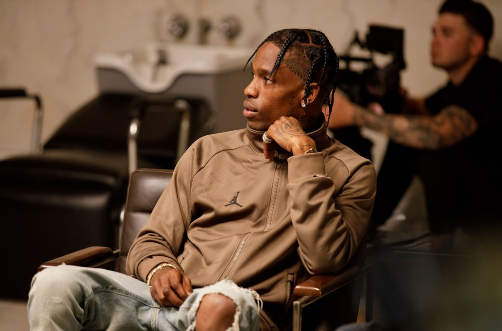 Travis Scott & Pharrell to Appear on Upcoming Episode of HBO's 'The Shop'