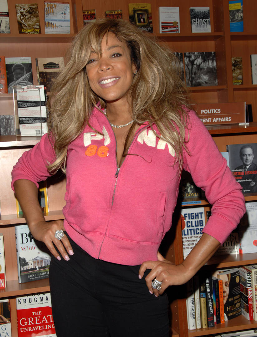 Wendy Williams Parties With Husband's Mistress In Awkward 2007 Photos